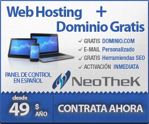 Neothek servicios